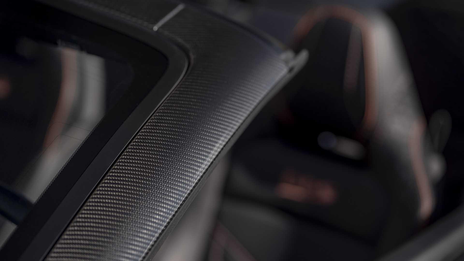 2019 Aston Martin DBS Superleggera Volante Interior Detail Wallpapers (12)