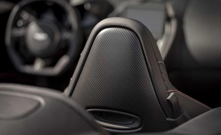 2019 Aston Martin DBS Superleggera Volante Interior Rear Seats Wallpaper 450x275 (11)