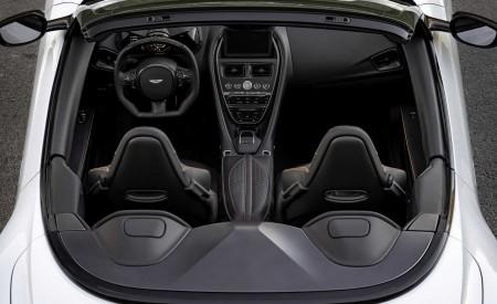 2019 Aston Martin DBS Superleggera Volante Interior Seats Wallpaper 450x275 (10)