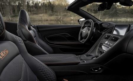 2019 Aston Martin DBS Superleggera Volante Interior Wallpaper 450x275 (13)