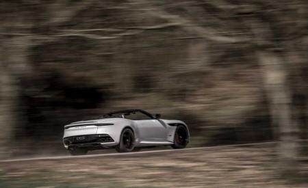 2019 Aston Martin DBS Superleggera Volante Rear Three-Quarter Wallpaper 450x275 (4)