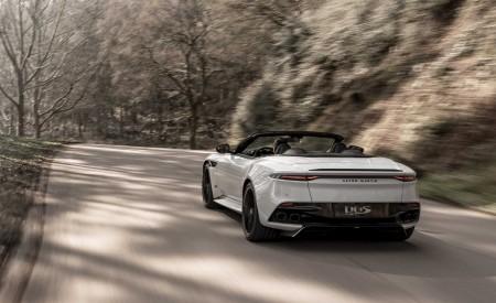 2019 Aston Martin DBS Superleggera Volante Rear Wallpaper 450x275 (5)