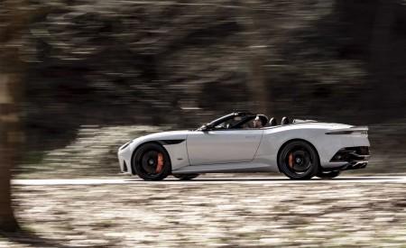 2019 Aston Martin DBS Superleggera Volante Side Wallpaper 450x275 (6)