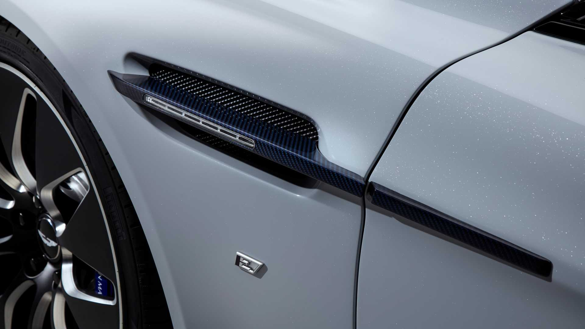 2019 Aston Martin Rapide E Detail Wallpapers (6)