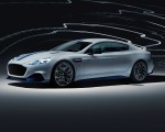 2019 Aston Martin Rapide E Front Three-Quarter Wallpapers 150x120 (2)