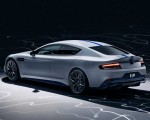 2019 Aston Martin Rapide E Rear Three-Quarter Wallpapers 150x120 (3)
