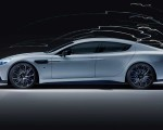 2019 Aston Martin Rapide E Side Wallpapers 150x120 (4)
