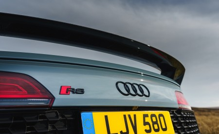2019 Audi R8 V10 Coupe Performance quattro (UK-Spec) Detail Wallpaper 450x275 (163)