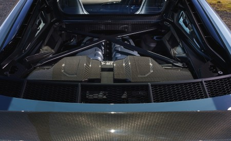 2019 Audi R8 V10 Coupe Performance quattro (UK-Spec) Engine Wallpaper 450x275 (174)