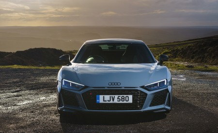 2019 Audi R8 V10 Coupe Performance quattro (UK-Spec) Front Wallpaper 450x275 (141)