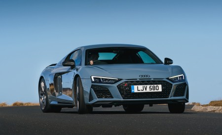 2019 Audi R8 V10 Coupe Performance quattro (UK-Spec) Front Wallpaper 450x275 (96)