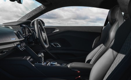 2019 Audi R8 V10 Coupe Performance quattro (UK-Spec) Interior Wallpaper 450x275 (180)