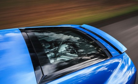 2019 Audi R8 V10 Coupe quattro (UK-Spec) Detail Wallpaper 450x275 (56)