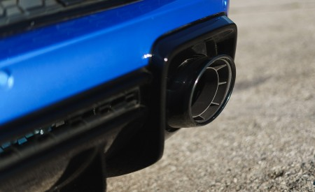 2019 Audi R8 V10 Coupe quattro (UK-Spec) Exhaust Wallpaper 450x275 (59)