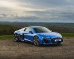2019 Audi R8 V10 Coupe quattro (UK-Spec) Front Three-Quarter Wallpaper 150x120 (29)