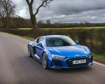 2019 Audi R8 V10 Coupe quattro (UK-Spec) Front Three-Quarter Wallpaper 150x120 (13)