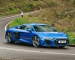 2019 Audi R8 V10 Coupe quattro (UK-Spec) Front Three-Quarter Wallpaper 150x120 (7)