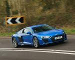 2019 Audi R8 V10 Coupe quattro (UK-Spec) Front Three-Quarter Wallpaper 150x120 (2)