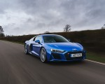 2019 Audi R8 V10 Coupe quattro (UK-Spec) Front Three-Quarter Wallpaper 150x120 (28)