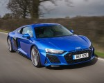 2019 Audi R8 V10 Coupe quattro (UK-Spec) Front Three-Quarter Wallpaper 150x120 (14)