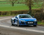 2019 Audi R8 V10 Coupe quattro (UK-Spec) Front Three-Quarter Wallpaper 150x120 (8)