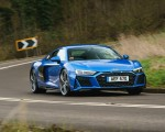 2019 Audi R8 V10 Coupe quattro (UK-Spec) Front Three-Quarter Wallpaper 150x120 (3)