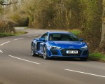 2019 Audi R8 V10 Coupe quattro (UK-Spec) Front Three-Quarter Wallpaper 150x120 (15)