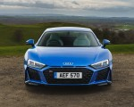 2019 Audi R8 V10 Coupe quattro (UK-Spec) Front Wallpaper 150x120 (32)