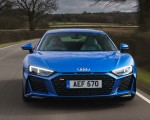 2019 Audi R8 V10 Coupe quattro (UK-Spec) Front Wallpaper 150x120 (30)