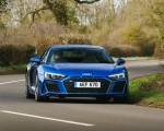 2019 Audi R8 V10 Coupe quattro (UK-Spec) Front Wallpaper 150x120 (17)