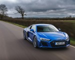 2019 Audi R8 V10 Coupe quattro (UK-Spec) Front Wallpaper 150x120 (31)