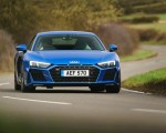 2019 Audi R8 V10 Coupe quattro (UK-Spec) Front Wallpaper 150x120 (18)