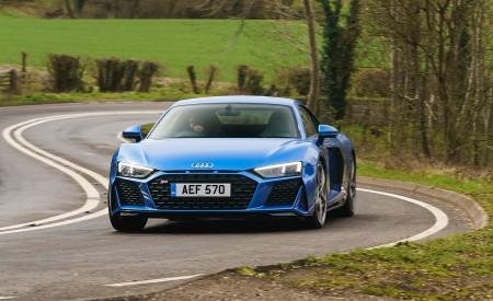 2019 Audi R8 Coupe (UK-Spec) Wallpapers HD