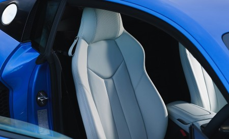 2019 Audi R8 V10 Coupe quattro (UK-Spec) Interior Seats Wallpaper 450x275 (73)