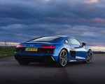 2019 Audi R8 V10 Coupe quattro (UK-Spec) Rear Three-Quarter Wallpaper 150x120 (35)