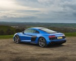 2019 Audi R8 V10 Coupe quattro (UK-Spec) Rear Three-Quarter Wallpaper 150x120 (33)