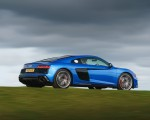 2019 Audi R8 V10 Coupe quattro (UK-Spec) Rear Three-Quarter Wallpaper 150x120 (34)