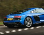 2019 Audi R8 V10 Coupe quattro (UK-Spec) Rear Three-Quarter Wallpaper 150x120 (20)