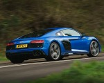 2019 Audi R8 V10 Coupe quattro (UK-Spec) Rear Three-Quarter Wallpaper 150x120 (6)