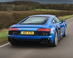 2019 Audi R8 V10 Coupe quattro (UK-Spec) Rear Wallpaper 150x120 (11)