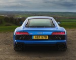 2019 Audi R8 V10 Coupe quattro (UK-Spec) Rear Wallpaper 150x120 (36)