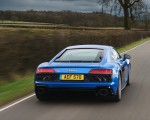 2019 Audi R8 V10 Coupe quattro (UK-Spec) Rear Wallpaper 150x120 (21)
