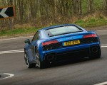 2019 Audi R8 V10 Coupe quattro (UK-Spec) Rear Wallpaper 150x120 (12)