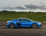 2019 Audi R8 V10 Coupe quattro (UK-Spec) Side Wallpaper 150x120 (39)