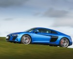 2019 Audi R8 V10 Coupe quattro (UK-Spec) Side Wallpaper 150x120 (37)