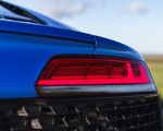 2019 Audi R8 V10 Coupe quattro (UK-Spec) Tail Light Wallpaper 150x120 (48)