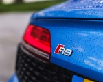 2019 Audi R8 V10 Coupe quattro (UK-Spec) Tail Light Wallpaper 150x120 (49)