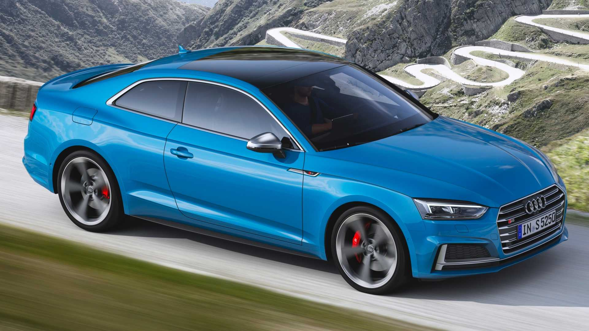 2019 Audi S5 Coupe Tdi Front Three Quarter Wallpapers 4 Newcarcars