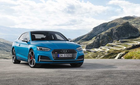 2019 Audi S5 Coupé TDI Front Wallpapers 450x275 (7)