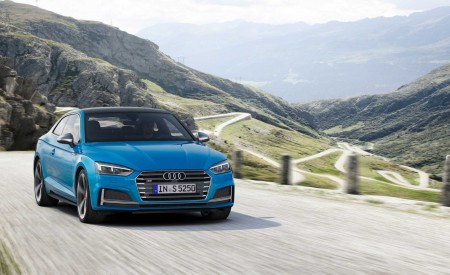 2019 Audi S5 Coupé TDI Front Wallpapers 450x275 (3)